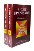 Eight Upanishad (Antiquariat)