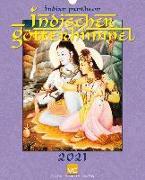 Indischer Götterhimmel 2021 – Wandkalender