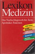 Lexikon Medizin (Antiquariat)