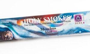 Moschus Räucherstäbchen