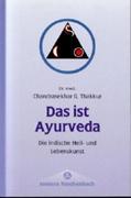 Das ist Ayurveda