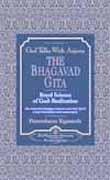 GOD TALKS WITH ARJUNA – THE BHAGAVAD GITA (Antiquariat)