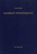 Sanskrit-Wörterbuch (Antiquariat)