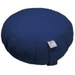Meditationskissen Roshi klassisch blau