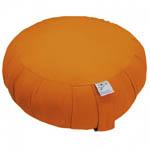 Meditationskissen Roshi klassisch orange