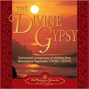 The Divine Gypsy – CD