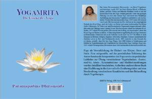 Online-Publikation Buch 'Yogamrita'